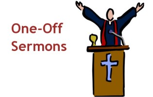 One-Off Sermons